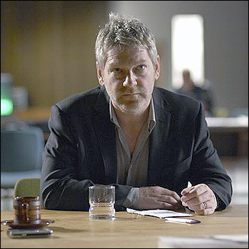Kurt Wallander par Kenneth brannagh