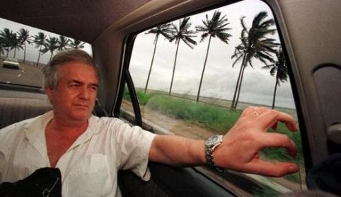 Mankell au Mozambique, sa seconde patrie